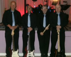 Blue Ice Live Band, Kirkcaldy