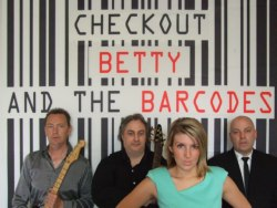 Checkout Betty and the Barcodes, Keighley
