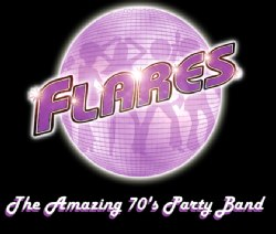 FLARES the Ultimate 70s Party Band (new), Birmingham, Wes Midlands