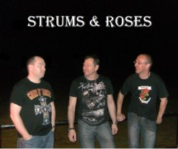 Strums and Roses, St Helens