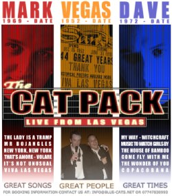 The Cat Pack Rat Pack Tribute, Hungerford