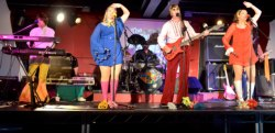 The Flower Power Band, Exeter