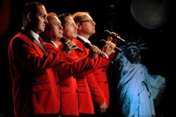 The New Jersey Boys O What A Night, Taunton