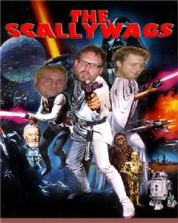 The Scallywags, Hitchin