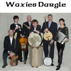 The pogues waxies dargle