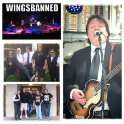 Wingsbanned, Caerphilly And London